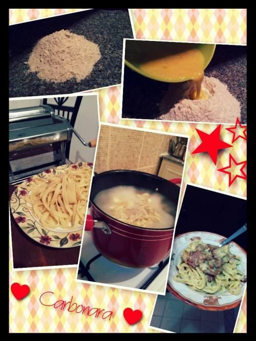 Home made egg pasta - Nonna's recipe