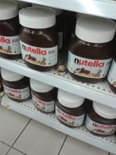 Kuwaitis <3 Nutella.