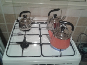 Arabs do tea MORE than Brits do tea. I know. It shocked me too.
